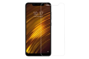 Generic Tempered Glass Screen Protector for Pocophone F1 - Transparent