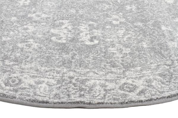 Pidgeon Grey Transitional Rug 150x150cm