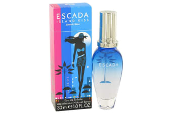 Escada Island Kiss Eau De Toilette Spray (New Packaging) 30ml/1oz