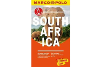 South Africa Marco Polo Pocket Travel Guide - with pull out map