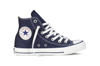 Converse Chuck Taylor All Star Hi (Navy, US Mens 9 / US Womens 11)