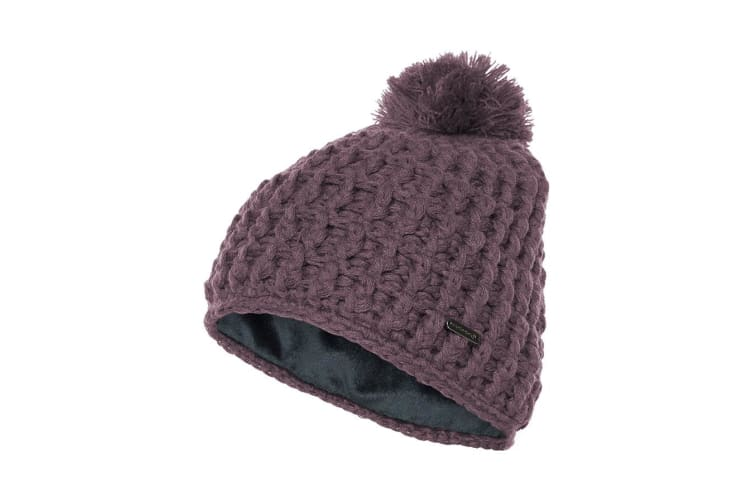 Vigilante Scotia Beanie Plum - Small/Medium