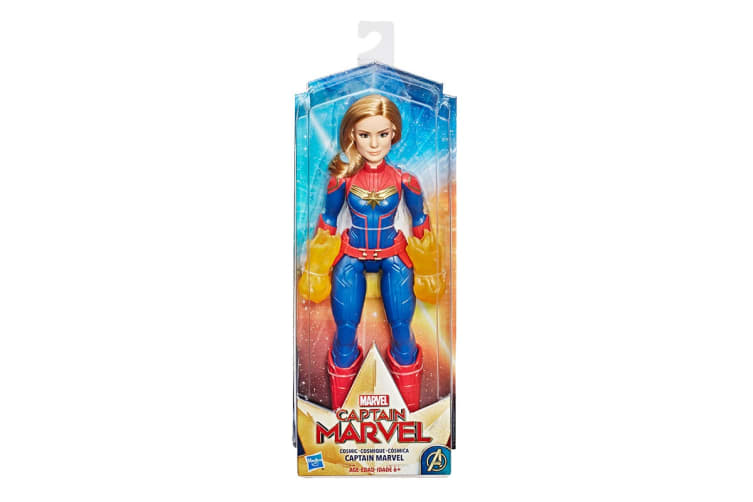 Marvel Captain Marvel Action Figure