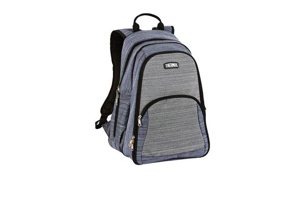 Thermos Natural 2 Person Picnic Backpack Blue/Grey
