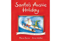 Santa's Aussie Holiday 10th Anniversary Edition HB