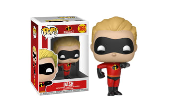 Incredibles 2 Dash Pop! Vinyl
