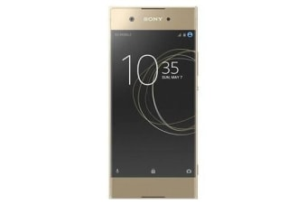 New Sony Xperia XA1 G3112 Dual SIM 32GB 4G LTE Smartphone Gold (FREE DELIVERY + 1 YEAR AU WARRANTY)