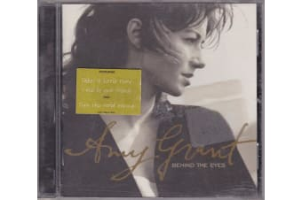 Amy Grant – Behind The Eyes BRAND NEW SEALED MUSIC ALBUM CD - AU STOCK