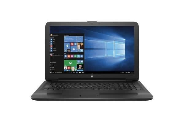 "HP 15-ba009dx Home Student Notebook 15.6"" AMD Quad-Core A6-7310 4GB 500GB DVDRW AMD Radeon R4"