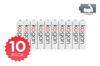 10 Pack Kogan Lithium AAA Batteries