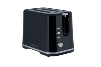 Westinghouse 2 Slice Toaster - Black