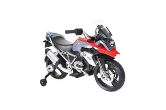 BMW R 1200 GS Kids Ride-On Car Motorbike Motorcycle 6V Electric Toy Bike Battery