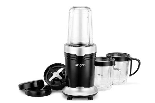 Kogan 600W 10-Piece Rocket Blender Plus Set
