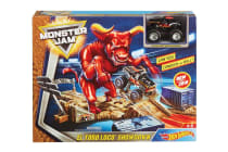Hot Wheels Monster Jam 'El Toro Loco' Showdown Playset