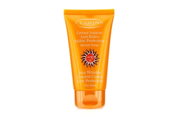 Clarins Sun Wrinkle Control Cream Low Protection For Face (75ml/2.7oz)