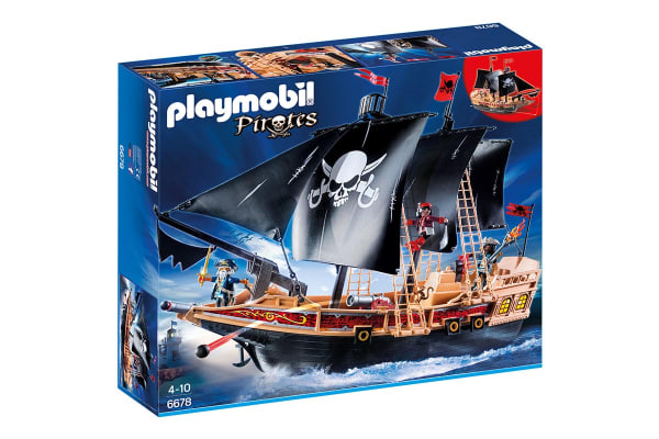 Playmobil Pirates Combat Ship