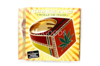 Horace Andy : Handle me rough BRAND NEW SEALED MUSIC ALBUM CD - AU STOCK