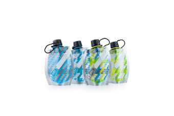 GSI Soft Sided Travel Set (4 Pack) Chef Tools Clear