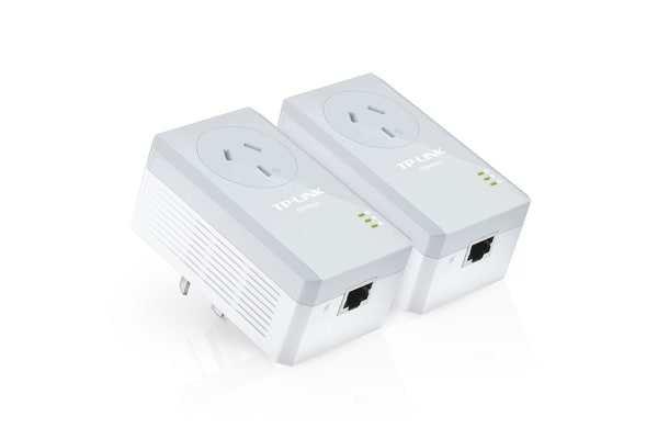 TP-LINK AV500 Powerline Adapter Starter Kit (TL-PA4010PKIT)