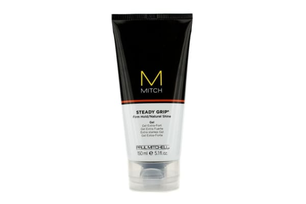 Paul Mitchell Mitch Steady Grip Firm Hold/Natural Shine Gel (150ml/5.1oz)