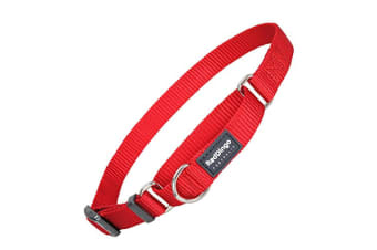 Red Dingo Martingale Dog Collar (Red)