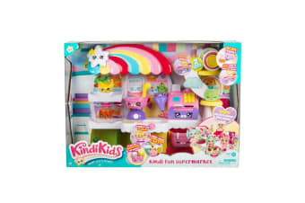 Kindi Kids Fun Supermarket Playset