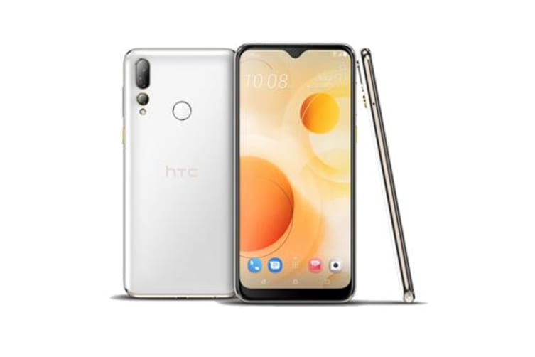 New HTC Desire 19+ 128GB 4G LTE SmartPhone White (FREE DELIVERY + 1 YEAR AU WARRANTY)