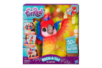 Furreal Friends Rock-A-Too Show Bird