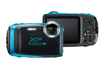 Fujifilm FinePix XP130 (Sky Blue)