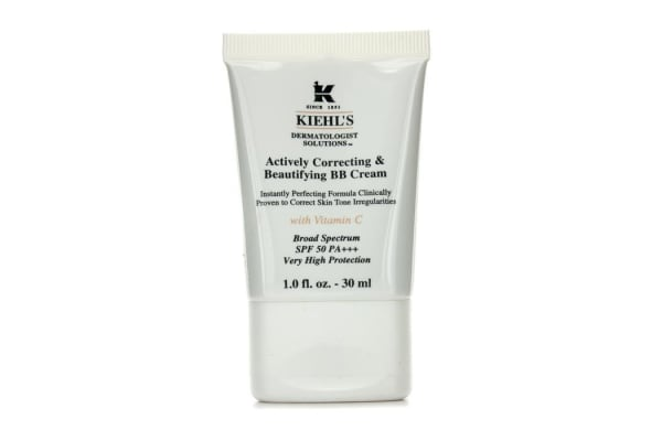 Kiehl's Actively Correcting & Beautifying BB Cream SPF 50 PA+++ (Natural) (30ml/1oz)