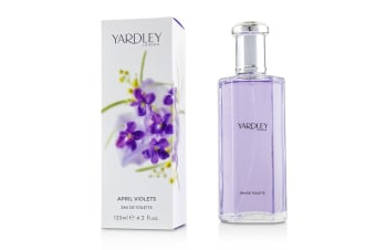 Yardley London April Violets EDT Spray 125ml/4.2oz