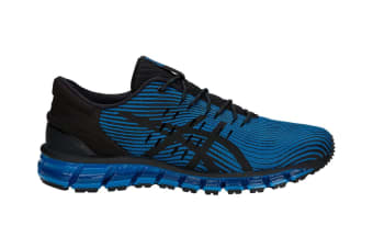 ASICS Men's Gel-Quantum 360 4 Running Shoe (Race Blue/Black, Size 8.5)