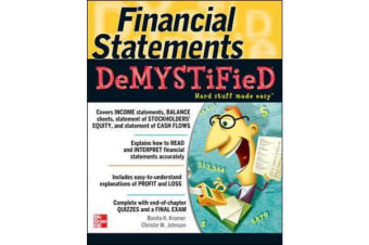 Financial Statements Demystified - A Self-Teaching Guide