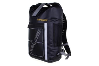 Overboard 30 Litre Pro-Light Backpack Black