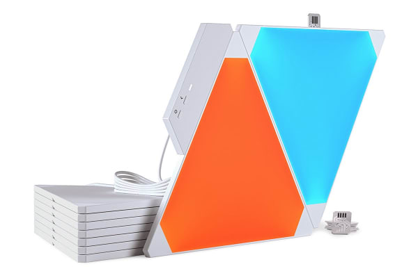 Nanoleaf Light Panels Smarter Kit (15Pcs + Controller)