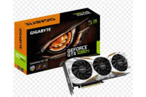 Gigabyte nVidia GeForce GTX 1080 Ti Gaming OC 11GB PCIe Video Card GDDR5X 8K 7680x4320@60Hz 3xDP HDMI DVI 1657/1632 MHz VR Ready RGB Fusion