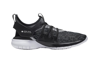 Nike Women's Flex Contact 3 Shoes (Black/White, Size 5.5 US)