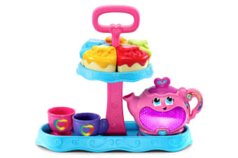 LeapFrog Musical Rainbow Tea Party (Pink)