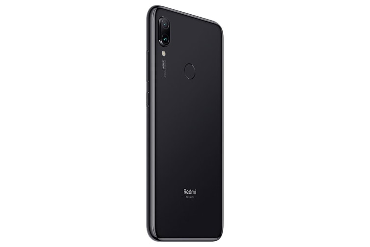 Xiaomi Redmi Note 7 4GB Ram 64GB Rom Dual Sim - Onyx Black (International Ver)