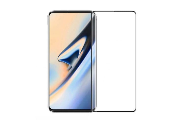 Generic Tempered Glass Screen Protector For OnePlus 7 Pro
