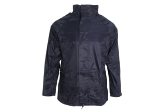 Arctic Storm Mens Lightweight Jacket (NAVY)