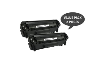 FX-9 Black Premium Generic Toner (Two Pack)