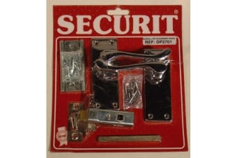 Securit Internal Pack (Silver) (One Size)