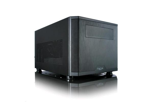 FRACTAL DESIGN CORE 500 Mini ITX Case USB3.0 Black