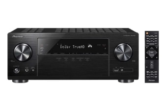 Pioneer 130W 5.1 Channel Network Receiver with 4K Upscaling, Wifi & Bluetooth (VSX-832)