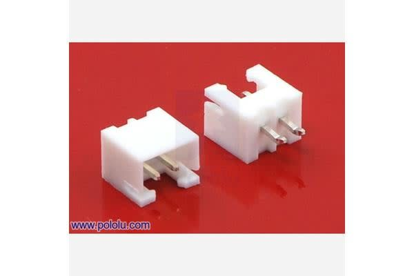 2-Pin Female JST XH-Style Cable (15cm)