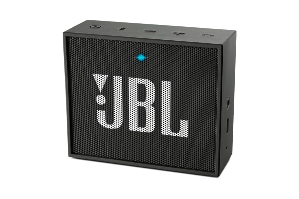 JBL GO Portable Bluetooth Speaker (Black)