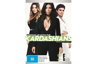 Keeping Up With the Kardashians Season 10 Part 2 DVD Region 4