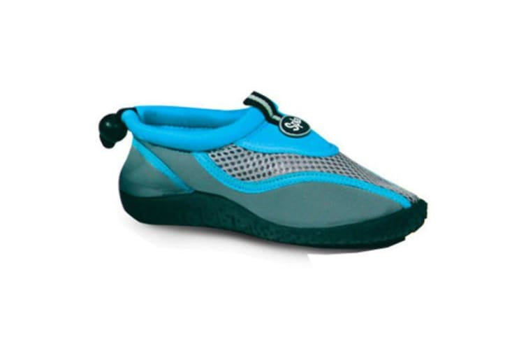 Adrenalin Splash Aqua Shoe Blue Jnr 1