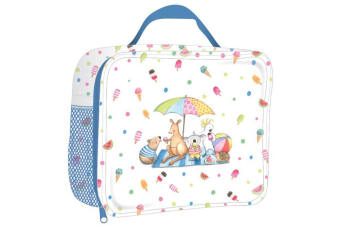 Ashdene Summer Holiday with Barney Gumnut & Friends Insulated Lunch Bag